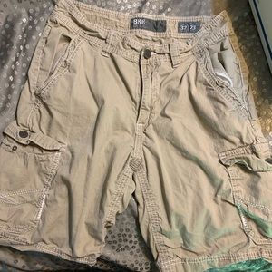 BKE Men's Cargo Shorts